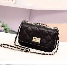 Маленька жіноча сумка клатч міні сумочка