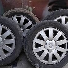 Б/У Диски R16 Renault оригінал