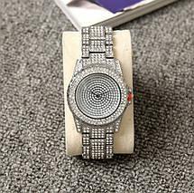 Женские наручные часы с камнями, фото 2
