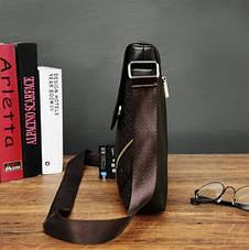 Чоловіча сумка планшет через плечі Polo, фото 3