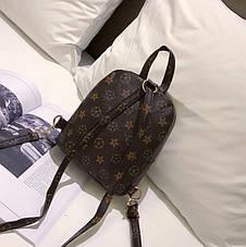 Маленький женский рюкзак louis vuitton, фото 3