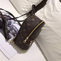 Маленький женский рюкзак louis vuitton, фото 2