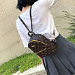 Маленький женский рюкзак louis vuitton, фото 6