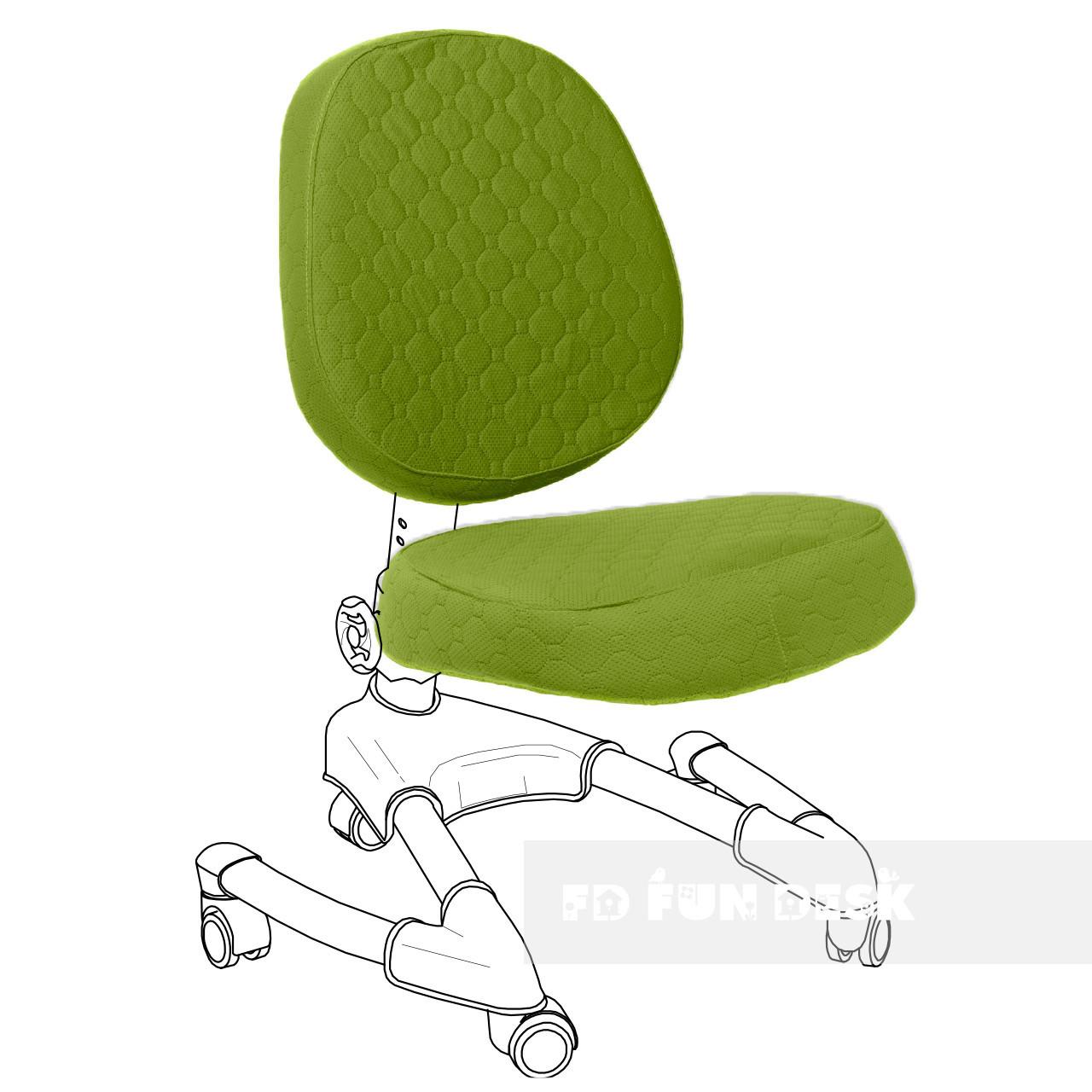 Чехол для кресла Buono green