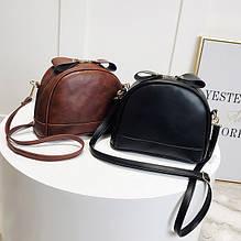 Маленька жіноча сумочка клатч міні сумка