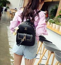 Женский рюкзак сумочка кошелек визитница, фото 3