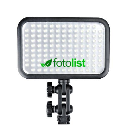 Накамерный видеосвет Godox LED-126 с диммером