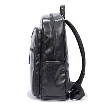 Большой мужской рюкзак эко кожа, фото 3