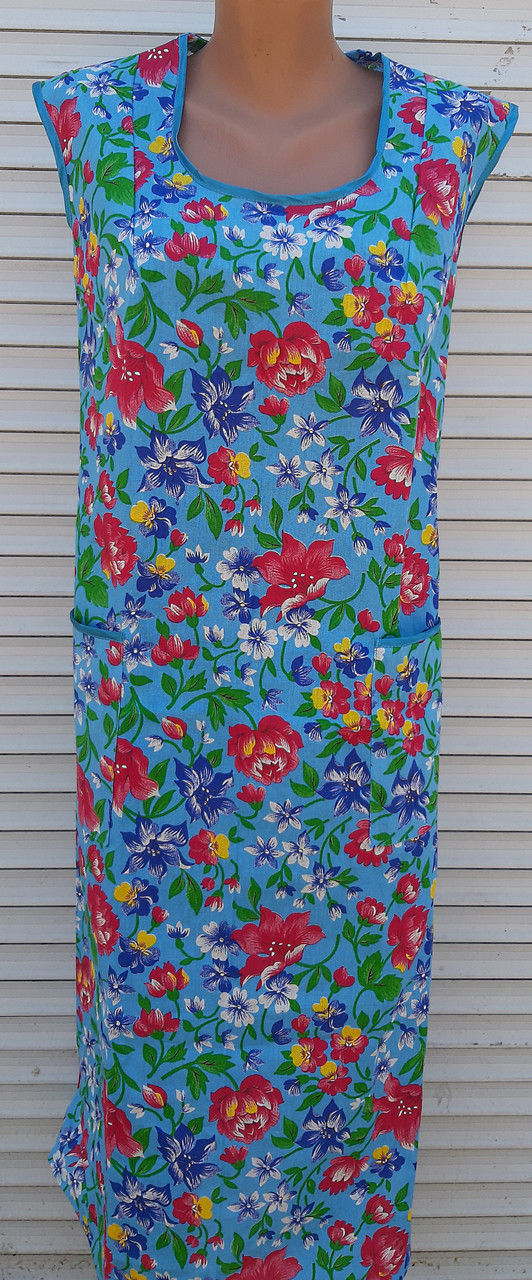 Платье без рукава 50 размер