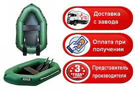Ладья ЛО190 - лодка надувная одноместная Ladya 190 с гребками