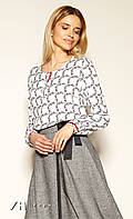 Женская блуза Maddy Zaps. Коллекция осень-зима 2019-2020