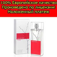 Женская туалетная вода Armand Basi In Red (Арманд Баси Ин Ред) 100 мл