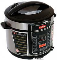 Скороварка ROTEX REPC72-B 900 Вт мультиварка плита електрична, фото 1