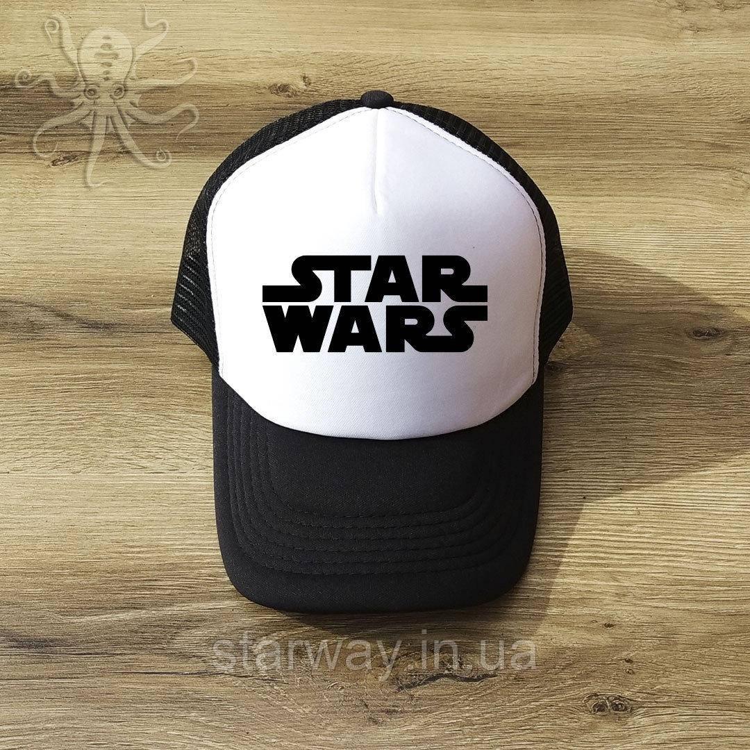 Кепка тракер | Star Wars logo