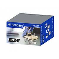 Заклёпки Kangaro для заклёпочника BP-01 Серебристые 100 шт