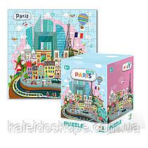 Пазл Dodo город Париж