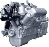 Двигатель ЯМЗ-236 автомобиля МАЗ