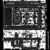 Кухонная мойка FOSTO 77x49 SGA-210, фото 2