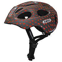 Велосипедний дитячий шолом ABUS YOUN-I M Grey Lightning 818134, КОД: 1082221