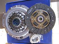 Комплект сцепление (корзина, диск, подшипник) Авео 1.5. Valeo оригинал