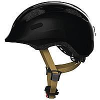 Велосипедний дитячий шолом ABUS SMILEY 2.0 M Royal Black 775437, КОД: 1082270