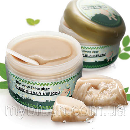 Маска для лица Elizavecca Green Piggy Collagen Jella Pack 100 g