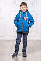 Детская куртка - жилетка, фото 1