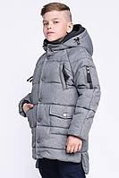 Зимняя куртка для мальчика DT-8290-4, р-ры 116