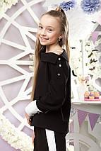 Шкільна блузка на дівчинку SH-49, фото 3