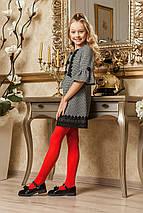Элегантное школьное платье для девочки KR-8, фото 2