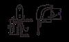 Смеситель для раковины ORAS ELECTRA 6120F, фото 2