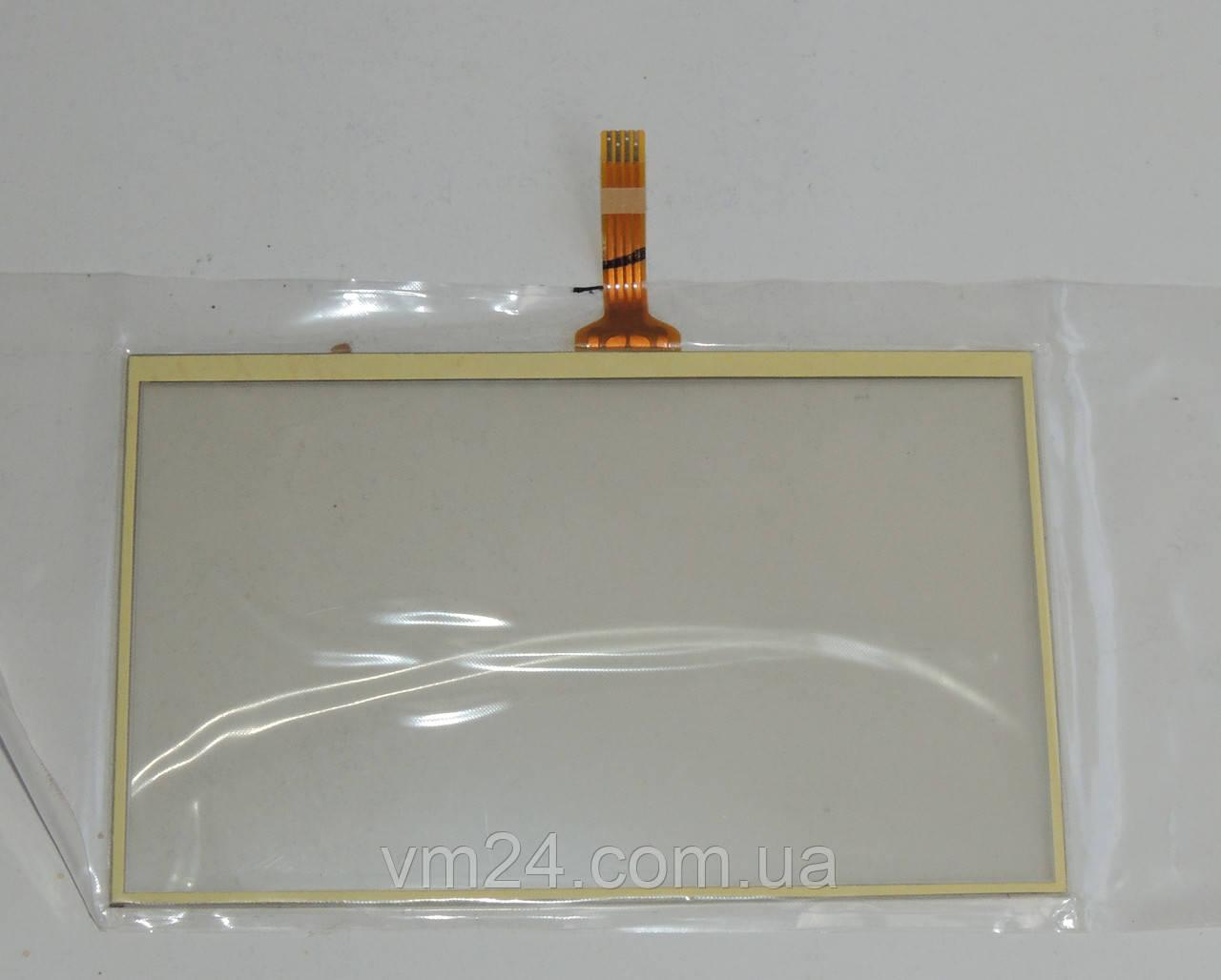 Тачскрин (сенсор) для GPS навигатора Размер 102X62mm