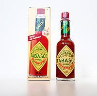 Соус TABASCO GARLIC из острого перца с чесноком 60 мл (США), фото 1