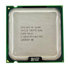 Процессор Intel Core 2 Quad Q6600, 4 ядра 2.4ГГц, LGA 775