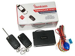 Дистанционное управление Fantom FT-227 с выходом на багажник