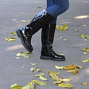 Женские сапоги 4025, фото 3