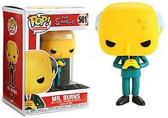 Фигурка Funko Pop Фанко ПопМистер Бёрнс Симпсоны The Simpsons Mr. BurnsCart TS501