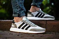 Мужские кроссовки Adidas Iniki (Адидас Иники)