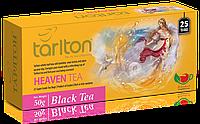 Чай черный Тарлтон Райское Дерево Tarlton Heaven Black Tea цейлонский с ягодами асаи