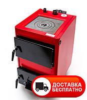 Твердотопливный котел Проскуров АОТВ 14-КМ с плитой