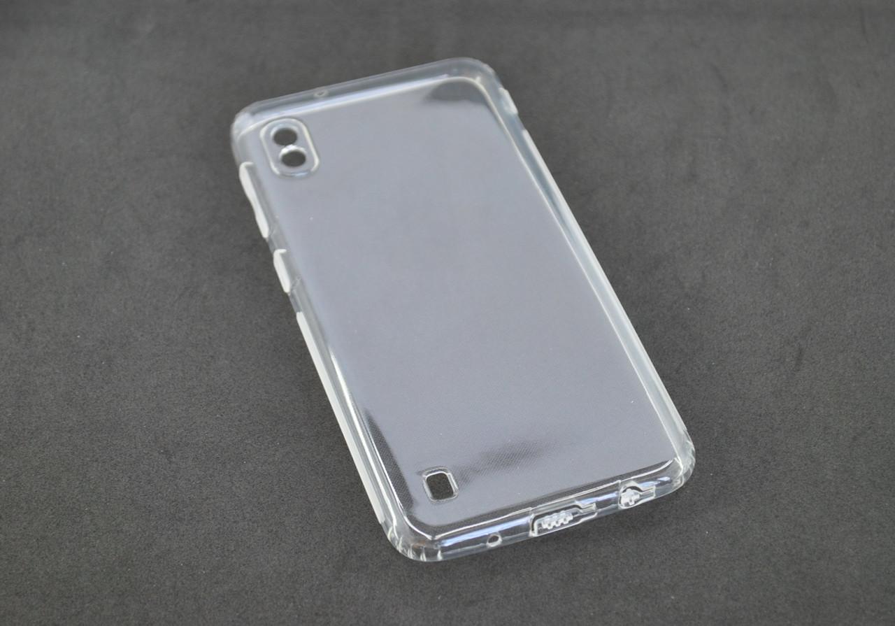Чехол Xiaomi Redmi 6 Silicone Wear it Slim прозрачный