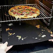 BBQ grill sheet гриль мат портативный антипригарным 33 * 40 см, фото 3