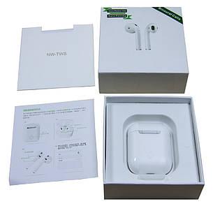 Безпроводные Bluetooth Наушники NW-M9X-TWS (airpods) + ПОДАРОК: Настенный Фонарик с регулятором BL-8772A, фото 2