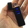 Зажигалка спиральная USB 180, фото 4