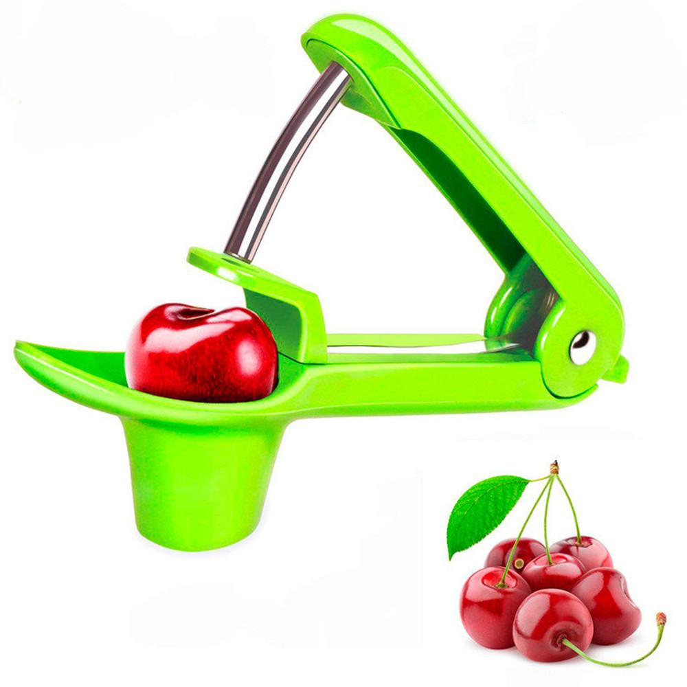 Прибор для удаления косточек из вишни Cherry Olive Pitter