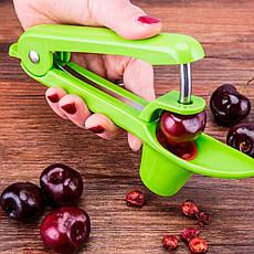 Прибор для удаления косточек из вишни Cherry Olive Pitter, фото 3