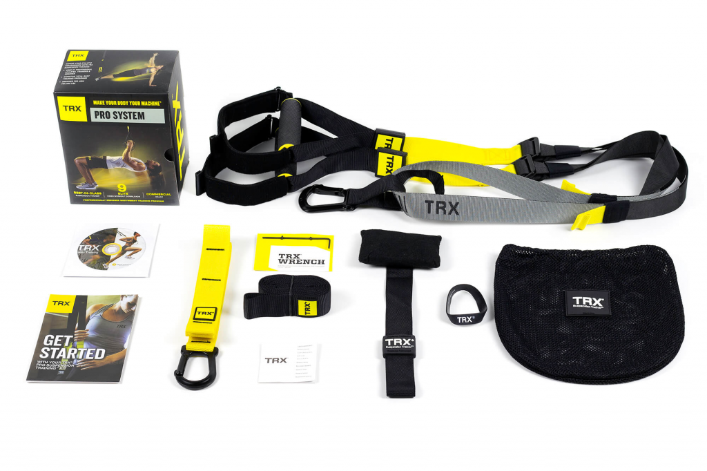 TRX Pro Pack 4 2017 (New Version)