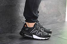 Мужские кроссовки Nike,черно-белые, фото 3