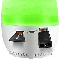 Портативная Bluetooth Колонка с увлажнителем SPS EGG JT-315  + ПОДАРОК: Настенный Фонарик с регулятором, фото 3
