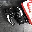 Мужские кроссовки Nike,черно-белые, фото 2